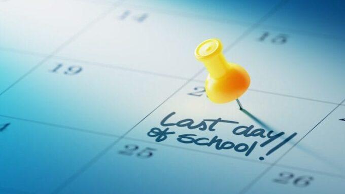 end-school